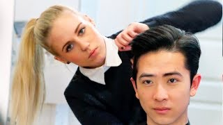 Top 3  Asian Hair Tutorials | Men's Hair Inspiration
