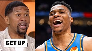 Russell Westbrook makes the Rockets a top-4 team in the West - Jalen Rose | Get Up