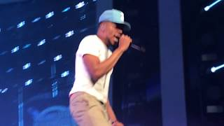 Chance the Rapper Waves, Father Stretch My Hands (Auburn Hills 5-18-17)