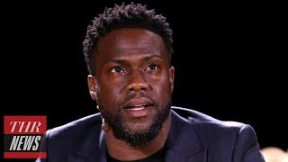 Kevin Hart Confirms He Will Not Host The Oscars | THR News