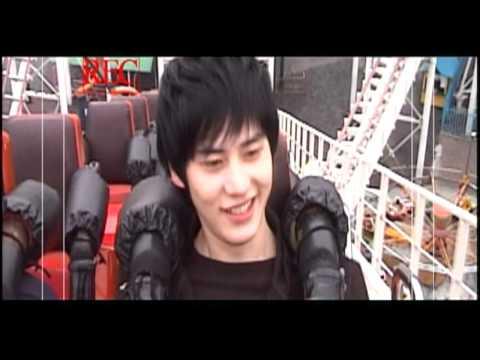 [HQ] Super Junior Roller Coaster VCR @ Super Show 1