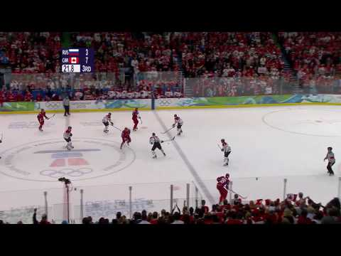 Russia v Canada - Men's Ice Hockey Quarter-Final Full Match - Vancouver 2010 Winter Olympics