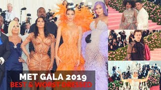 Met Gala 2019 | Best And Worst Dressed