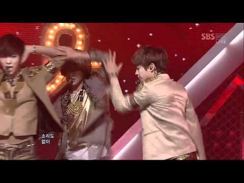 SHINee [Sherlock] @SBS Inkigayo 인기가요 20120401