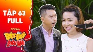 Biệt đội siêu hài| tập 63 full: Hứa Minh Đạt làm anh hùng cứu Lê Khánh thoát khỏi tên cướp nguy hiểm