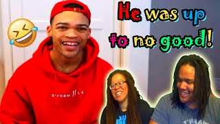 If Among Us Was a Family by kyle exum| Reaction!!!!