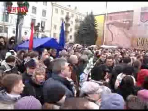 Чернівчани провели в останню путь героя Майдану