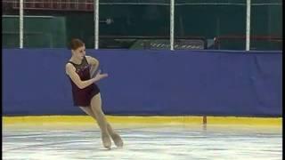 Brigitte Carroll - Summer Skate 2010 Short Program