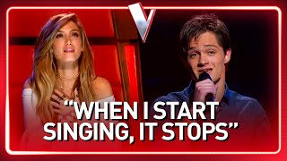 16-Year-Old with TOURETTE Syndrome INSPIRES everyone in The Voice | Journey #94