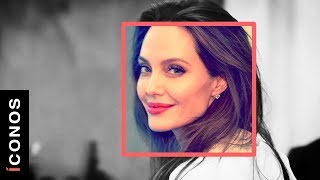 ¿Angelina Jolie perdió su imagen de santa?