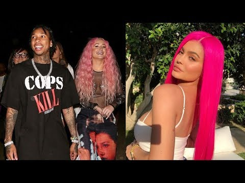 Kylie Jenner Has THIS To Say About Tyga And Iggy Azalea Hooking Up!