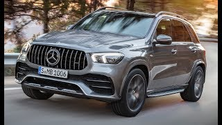 2020 Mercedes AMG GLE 53 4MATIC+ Interior, Exterior and Drive