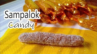 Sampalok Candy | How to make Tamarind Candy | Food Business Recipe