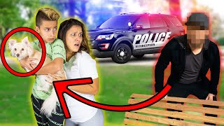 Somebody Wants to STEAL the MISSING PUPPY!! **POLICE CALLED** | The Royalty Family