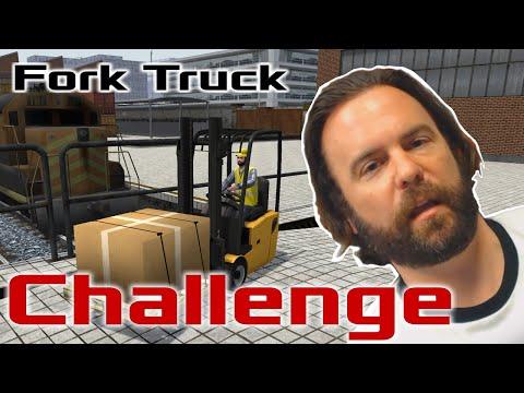 "Matt hosts ""Fork Truck Challenge"" Giveaway!"