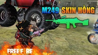 [Garena Free Fire] Đi Tìm M249 Màu Hồng | Sỹ Kẹo