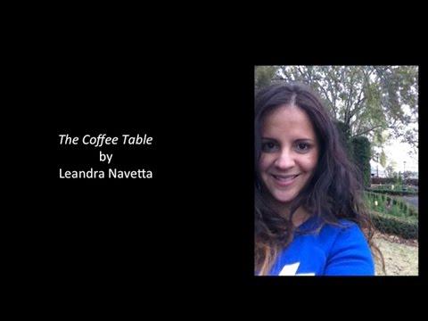 "Leandra Navetta's story ""The Coffee Table"" | Memorial Sloan Kettering"