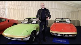 2019 Silverstone Auctions Race Retro Classic car sale preview