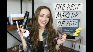 MOST USED/ BEST MAKEUP OF 2017 | Yearly Beauty Favs