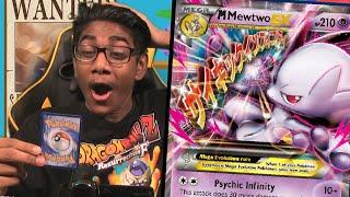 MEWTWO STRIKES BACK!! - Pokémon BREAKTHROUGH Booster Box Opening!