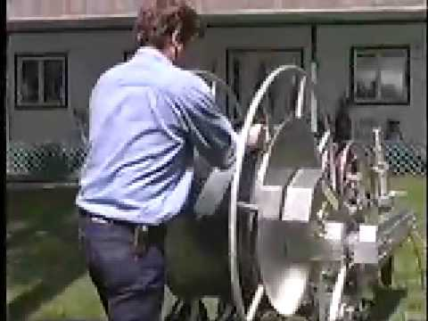 Well Pump Puller >> Pump Puller demonstration - YouTube