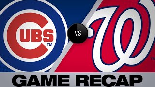 Bryant rips 3 homers to power Cubs' 14-6 win - 5/17/19