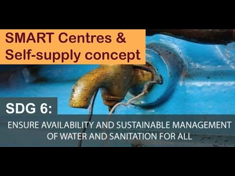 How SMART centres contribute to SDG6
