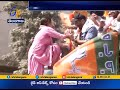 Viral Video: Sunny Deol Kissed by Woman During Roadshow in Batala