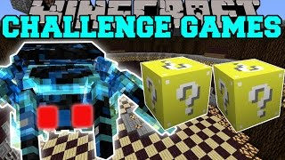 Minecraft: TARANTULA BROOD MOTHER CHALLENGE GAMES - Lucky Block Mod - Modded Mini-Game
