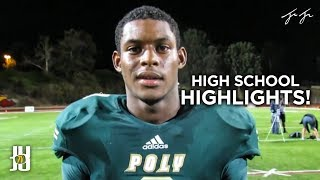 "JuJu Smith-Schuster ""Before the Fame"" Official High School Mixtape"