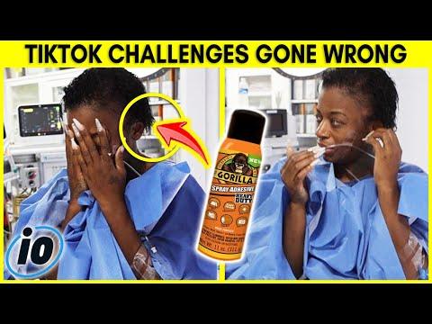 5 бизарни TikTok предизвици поради кои корисниците завршија во болница