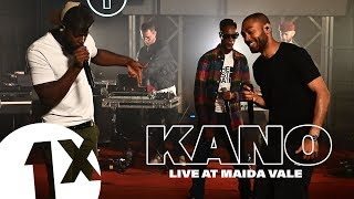 Kano live at Maida Vale - Class of Deja ft. D Double E & Ghetts