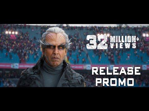 2.0 [Release Promo] | Rajinikanth