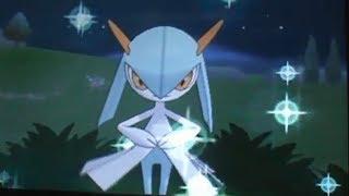 [LIVE FOYT+MEGA] Shiny Kirlia Pokemon X after 1,089 Encounter