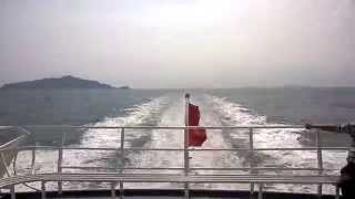 Tàu cao tốc từ Đảo Phú Quốc về Thành Phố Rạch Giá tỉnh Kiên Giang