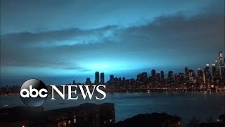 Transformer explosion causes chaos in New York City