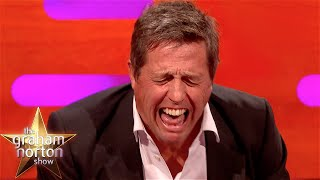 Hugh Grant on Hollywood and Projectile Vomiting -  The Graham Norton Show