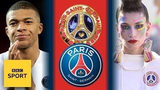 PSG: Football club or fashion brand?   BBC Sport