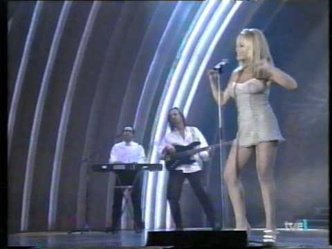 DESESPERADA - Doce a las Doce (tve1) - 31/12/1994 - Marta Sánchez - Álbum