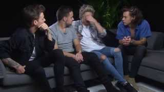 """One Direction New Album interview """" FOUR """""""