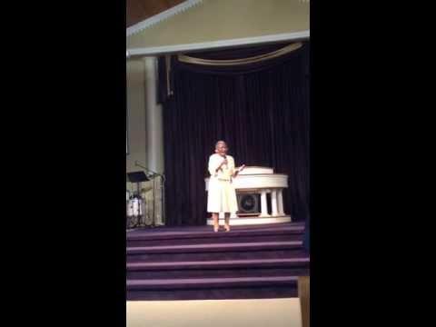 Angela Cedano (Pies Divinos) Primera Iglesia Hispana Asamblea De Dios, Lancaster, PA