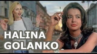 Była w PRL taką gwiazdą, że nawet jej biust miał ksywkę - Halina Golanko