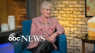 Glenn Close on how her real-life drama helped prepare her to star in 'The Wife'