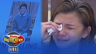 PBB 737: Kamille gets a special phone call