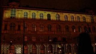 Amazinggg laser show