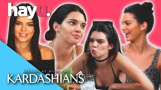 Kendall's Sassiest Moments   Keeping Up With The Kardashians