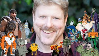 "The Many Voices of ""John DiMaggio"" In Animation & Video Games"