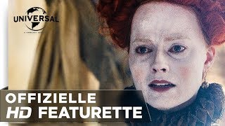 Maria Stuart, Königin von Schottland – Featurette 'Friends and Enemies' german/ deutsch HD HD