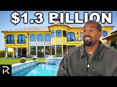 Од милионски долгови до најбогат музичар - Како Канје Вест успеа да стане милијардер?