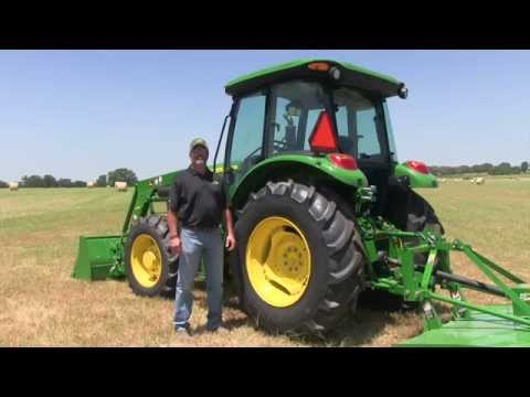 John Deere 5000E Series Important Maintenance Items